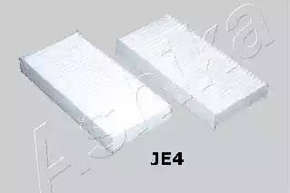 Ashika 21-JE-JE4 - Filter,salongiõhk japanparts.ee