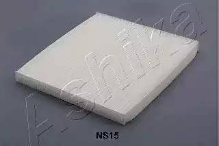 Ashika 21-NS-NS15 - Filter,salongiõhk japanparts.ee