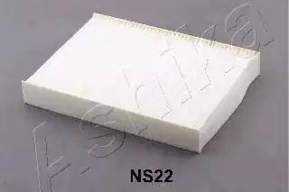 Ashika 21-NS-NS22 - Filter,salongiõhk japanparts.ee