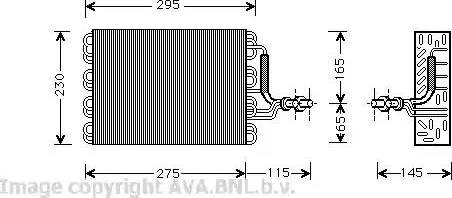 Ava Quality Cooling VWV171 - Aurusti,kliimaseade japanparts.ee