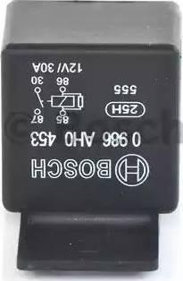 BOSCH 0 986 AH0 453 - Mitme funktsiooniga relee japanparts.ee