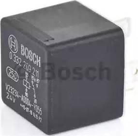 BOSCH 0 332 209 211 - Mitme funktsiooniga relee japanparts.ee