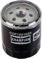 Champion COF100165S - Õlifilter japanparts.ee