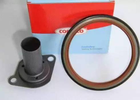Corteco 19134550 - Võlli rõngastihendikomplekt,sidur japanparts.ee