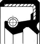 Corteco 01026910B - Võlli rõngastihend,survelaagri võll japanparts.ee