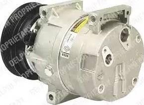 Delphi TSP0155137 - Kompressor,kliimaseade japanparts.ee