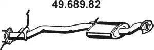 Eberspächer 49.689.82 - Kesksummuti japanparts.ee