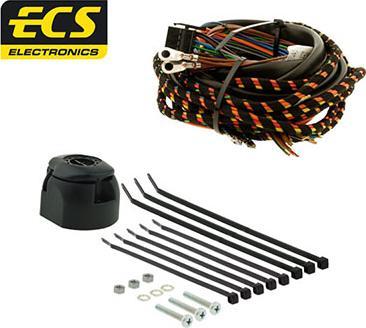 ECS SK-010-BB - Elektrikomplekt, haakeseade japanparts.ee