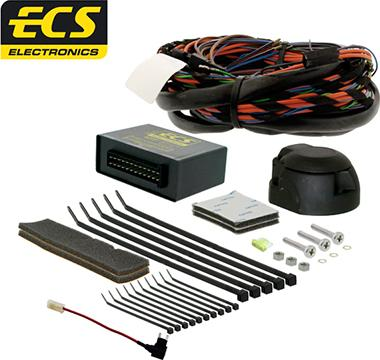 ECS TO-221-BB - Elektrikomplekt, haakeseade japanparts.ee