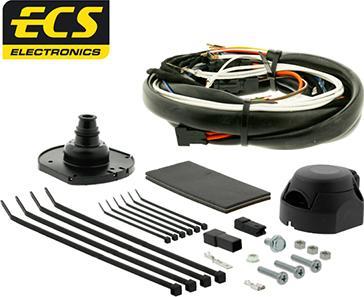 ECS VW-053-BB - Elektrikomplekt, haakeseade japanparts.ee
