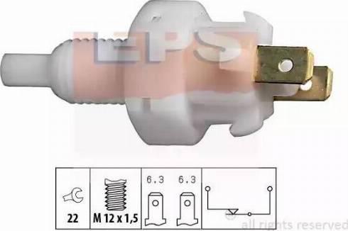 EPS 1.810.004 - Piduritulelüliti japanparts.ee