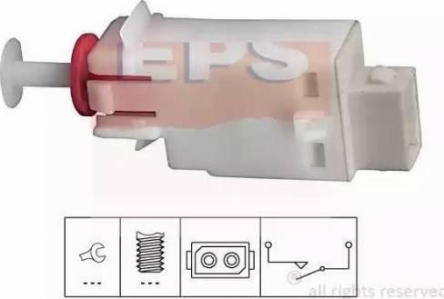 EPS 1.810.123 - Lüliti,sidurdamine(GRA) japanparts.ee