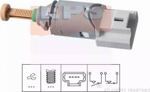 EPS 1.810.227 - Lüliti,sidurdamine(GRA) japanparts.ee