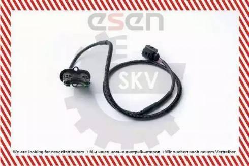 Esen SKV 17SKV304 - Rooliasendi andur japanparts.ee