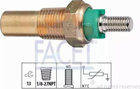 FACET 7.3136 - - - japanparts.ee