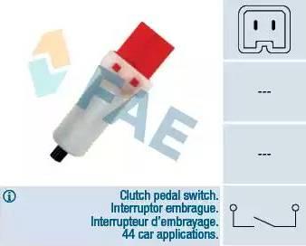 FAE 24884 - Lüliti,sidurdamine(GRA) japanparts.ee