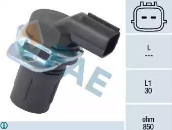 FAE 79181 - Pööreteandur, automaatk.kast japanparts.ee