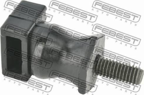 Febest 2399-APM - Paigutus, suruõhukompressor japanparts.ee