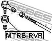 Febest MTRB-RVR - Remondikomplekt, rooliots japanparts.ee