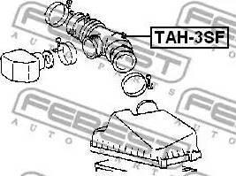 Febest TAH-3SF - Toruühendus japanparts.ee