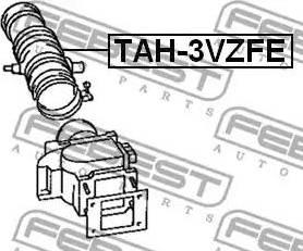 Febest TAH-3VZFE - Toruühendus japanparts.ee