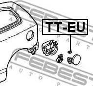 Febest TT-EU - Lukk, kütusemahuti japanparts.ee