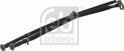 Febi Bilstein 45777 - Voolik, tahma-/partiklifiltri taastamine japanparts.ee