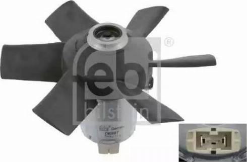 Febi Bilstein 06997 - Ventilaator,mootorijahutus japanparts.ee