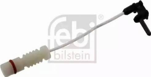 Febi Bilstein 01498 - Hoiatuskontakt, piduriklotsi kulumine japanparts.ee
