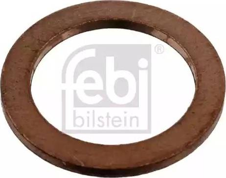 Febi Bilstein 07215 - Rõngastihend, õli äravoolukruvi japanparts.ee