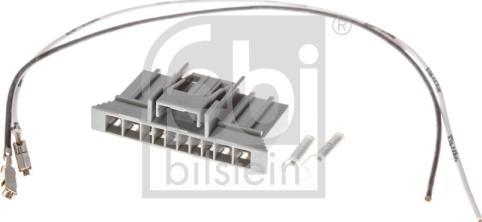 Febi Bilstein 107045 - Kaabli remondikomplekt, keskne elektrisüsteem japanparts.ee