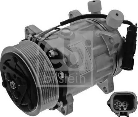 Febi Bilstein 35384 - Kompressor,kliimaseade japanparts.ee