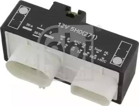Febi Bilstein 26141 - Relee,radiaatoriventilaatori jaoks japanparts.ee