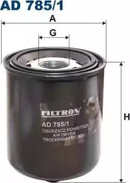 Filtron AD 785/1 - Õhukuivati,Suruõhusüsteem japanparts.ee