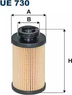 Filtron UE 730 - AdBlue filter japanparts.ee