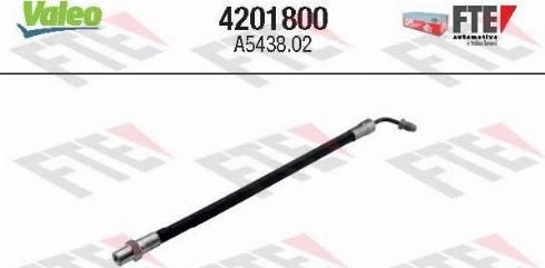 FTE 4201800 - Sidurivoolik japanparts.ee