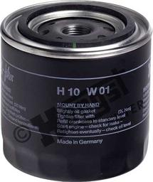 Hengst Filter H10W01 - Õhufilter,kompressor-õhk japanparts.ee