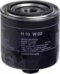 Hengst Filter H10W02 - Õhufilter,kompressor-õhk japanparts.ee