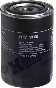 Hengst Filter H17W09 - Õhufilter,kompressor-õhk japanparts.ee