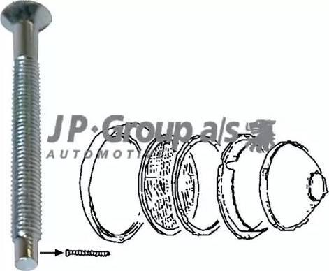 JP Group 8195151606 - Raam, esituli japanparts.ee