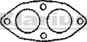 Klarius 410193 - Tihend, heitgaasitoru japanparts.ee