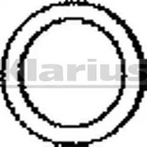 Klarius 410214 - Rõngastihend, heitgaasitoru japanparts.ee