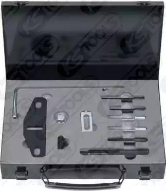 KS Tools 400.4250 - Reguleerimistööristade komplekt, gaasijaotusfaasid japanparts.ee