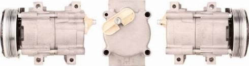 LUCAS ACP171 - Kompressor,kliimaseade japanparts.ee
