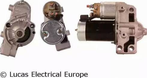 Lucas Electrical LRS01554 - Starter japanparts.ee