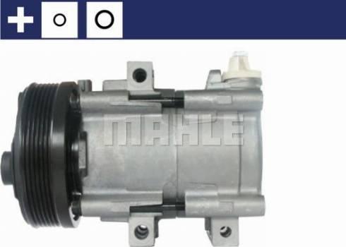 Mahle Original ACP 101 000S - Kompressor,kliimaseade japanparts.ee