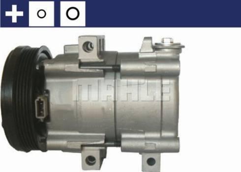 Mahle Original ACP 847 000S - Kompressor,kliimaseade japanparts.ee
