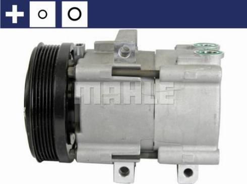 Mahle Original ACP 88 000S - Kompressor,kliimaseade japanparts.ee