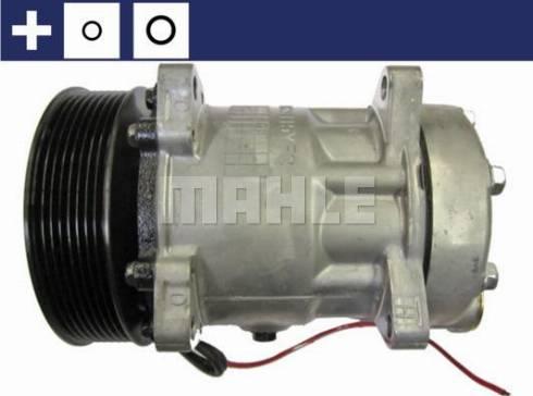 Mahle Original ACP 395 000S - Kompressor,kliimaseade japanparts.ee