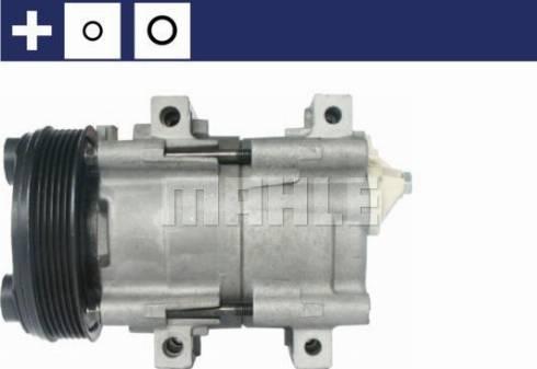 Mahle Original ACP 383 000S - Kompressor,kliimaseade japanparts.ee